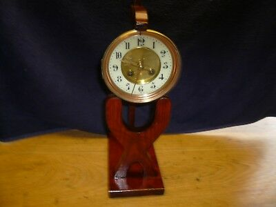 repro anitque clock movement test stand