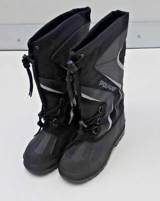 Polaris Insulated Snow Boot - Black