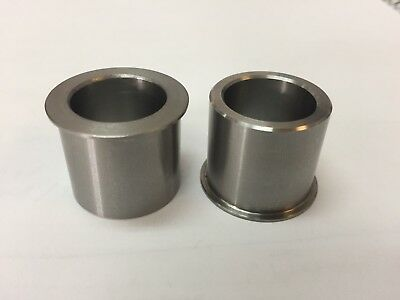 """Wheel Bearing Reducers 1.00"""" to 3/4"""" Axle Reducer Spacer MADE IN THE USA"""
