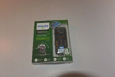 Philips VoiceTracer 2510 2-Mic Stereo Digital Audio Voice Recorder DVT2510 S5