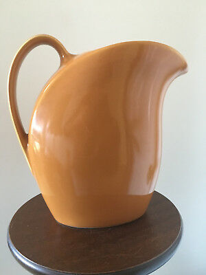 Art Deco Hall China Hotpoint Water Pitcher. Juice, water, Ice Tea
