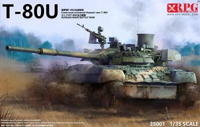RPG Model 35001 1/35 Russian MBT T80U