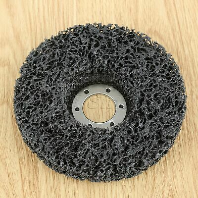 Disc Wheel Paint Rust Removal Coating Clean Metal Polishing Surface 115*22mm