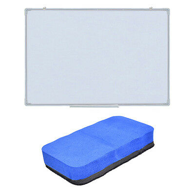 Magnetic Board Rubber Whiteboard Blackboard Cleaner Dry Marker Eraser OfficeAUC