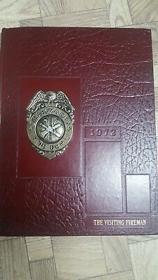 1972 Oklahoma City Fire Department Yearbook