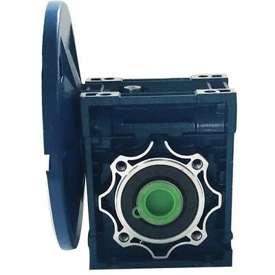 Industrial RV50 Worm Gear 40:1 Coupled Input Speed Reducer