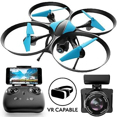 U49W RC Drone with HD Camera Live Video Hold Headless Mode.Long Flight Time HOT