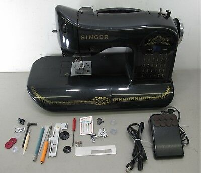 SINGER LIMITED EDITION 40 Anniversary Computerized Sewing Machine W Custom Brother 35th Anniversary Sewing Machine