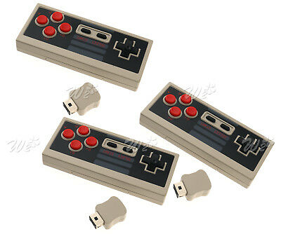 2.4G Wireless Controller Gamepad for Nintendo NES Classic Mini Edition