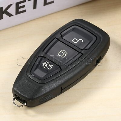 1Pc Remote Key Fob 3 Buttons 433MHz ID83 4D63 Chip Fit For Car Ford Grand C-Max