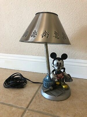 Mickey Mouse Vintage Lamp