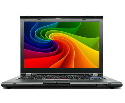 Lenovo ThinkPad T420i i3 2.10GHz 4GB 320GB HDD 1366x768 DVD Cam BT Windows 10Pro