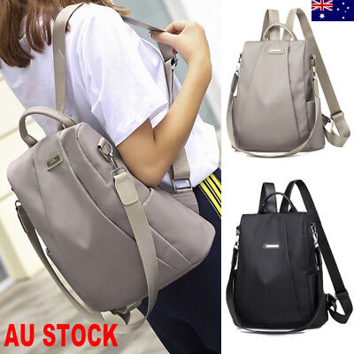 Men Women's Girl Large Designer Style Oxford Backpack Shoulder School Hand Bag
