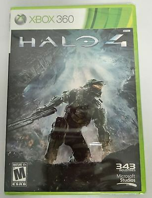Halo 4 - Xbox 360  (Standard Game)   2012   [New And Sealed]