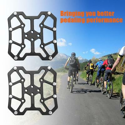 MTB Bike Bicycle Lock Clipless Pedal Plate Adapter Converter for Shimano SPD