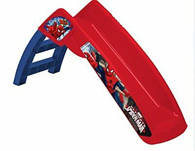 B-WARE: Rutsche PALPLAY LTD. Spiderman Junior Slide Spielplatz Outdoor Spielzeug