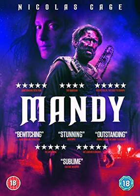 Mandy (DVD) [2018] [DVD][Region 2]