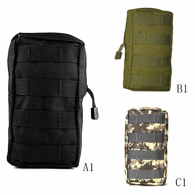 Waist Pack Belt Bag Camping Outdoor Hiking Military Molle Pouch Wallet