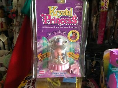 NEW1992 Vintage Playskool Krystal Princess Princess Krystal Diamonds  Doll