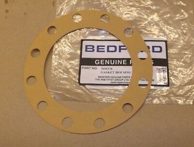 Bedford RL & M Series 4x4. Front Axle Tube End Gasket.Pt.No. 7095378