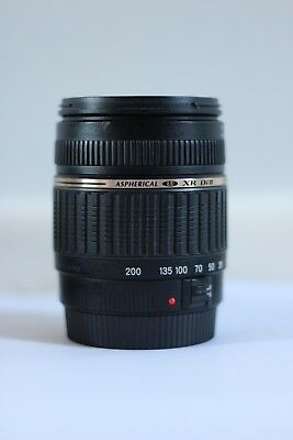 Tamron AF 18-200mm f3.5-6.3 XR Di II LD Aspherical (IF) Macro, Canon EF-S Fit