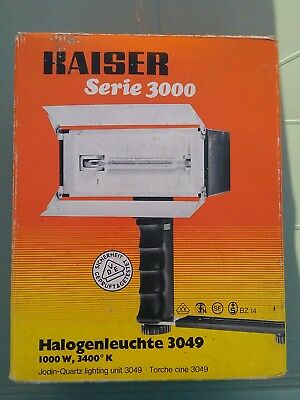 Kaiser 3049 Quartz Lighting Unit
