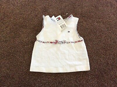 Baby girls Tommy Hilfiger top, age 3-6 months, BNWT