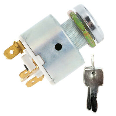 For Lucas SPB501 Motorcycle Motorbike Ship Ignition Switch with 2 keys V3E1 RS1