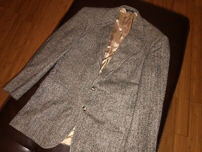 Mens Ralph Lauren Polo University Club Casual Suit Jacket Coat 42 Regular Gray