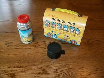 Mickey Mouse SCHOOL BUS LUNCH BOX