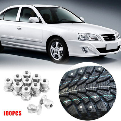 202F Car Ice Snow Nail Anti-Skid Tyre Tire Aluminum Alloy Safety Protector
