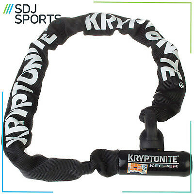 Kryptonite Keeper 785 85cm Bike Chain Cycle Lock Sold Secure Bronze