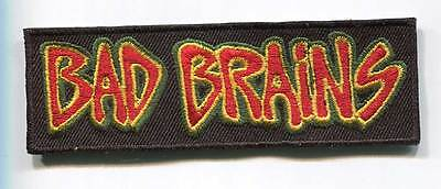 Bad Brains Logo Patch (Mbp 211)