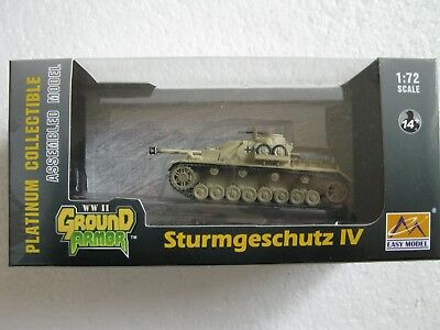 EASY Model Ground Armor  WWII 36133 Sturmgeschütz IV 1:72  394.Stug Brigade 1944