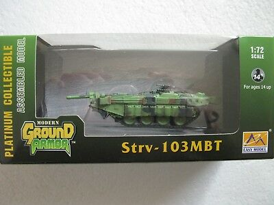 EASY Model Ground Armor   35095   Strv-103 MBT    1:72