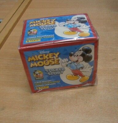 Panini Disney Mickey Mouse Stickers Story Collection Choose 10 25 50 pack or Box