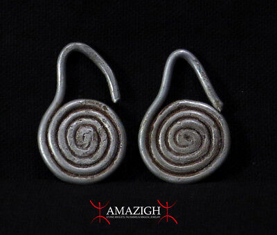 Authentic Banna Earrings – Omo Valley, Southern Ethiopia