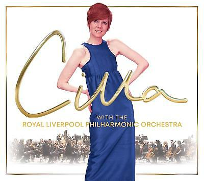Cilla Black With The Royal Liverpool Philharmonic Orchestra CD 2018