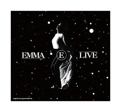 Emma  E Live  cd+dvd CD