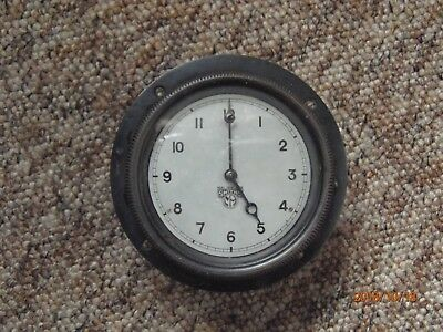 Vintage Smiths car clock, not working.
