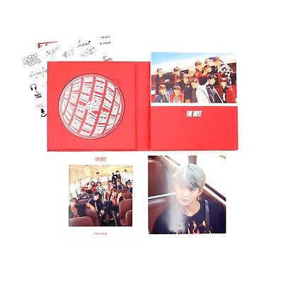 [THE BOYZ]1st Single Album/The Sphere/Real version-HWALL Image/No photocard