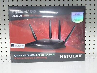 Netgear Nighthawk X4S R7800 Ac2600 Smart Wifi Router Gaming Router