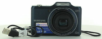 SAMSUNG WB SERIES WB1100F 16 2MP Digital Camera - Red