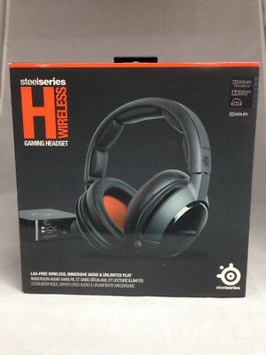 Steelseries H Wireless Gaming Headset - Dolby 7.1 for PC/Mac/PS3/4 Xbox & more