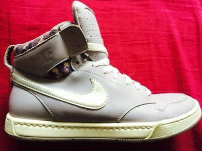 Nike Women's Leather Boots Shoes Size 5 Lila Colour In Very Good Cond