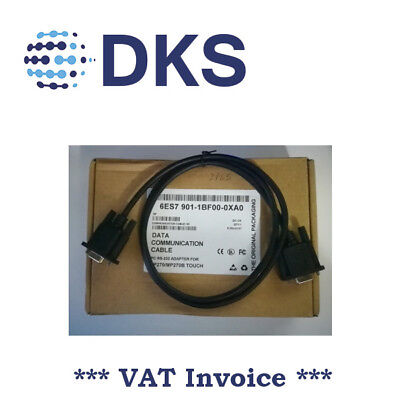 6ES7901-1BF00-0XA0 Cable for Siemens HMI RS232 TP27 TP270 MP270 001263