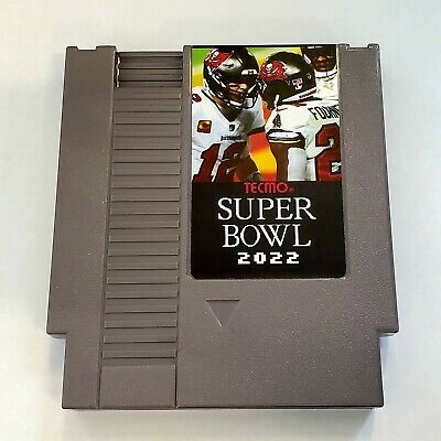 Tecmo Super Bowl 1967 - 2019 * New 2020 * Nintendo NES Game - Choose your year!