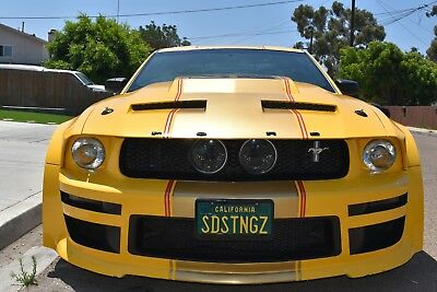 2005 Ford Mustang GT Mustang 2005 Custom Wide Body