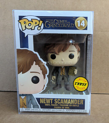 Newt #14 LIMITED CHASE EDITION POP Movies Funko Fantastic Beasts 2