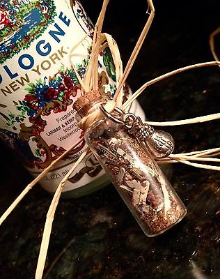 Money Bottle Talisman ~$Draw Money$, Luck, Prosperity & Abundance -Wicca/Pagan